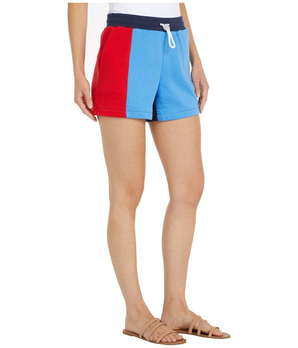 """<br> <br> <strong>Tommy Hilfiger Adaptive</strong> Sweat Shorts with Drawcord and Pull-Up Loops, $, available at <a href=""""https://go.skimresources.com/?id=30283X879131&url=https%3A%2F%2Fwww.zappos.com%2Fp%2Ftommy-hilfiger-adaptive-sweat-shorts-with-drawcord-and-pull-up-loops-black-iris-old-skool-red-multi%2Fproduct%2F9403346%2Fcolor%2F872009"""" rel=""""nofollow noopener"""" target=""""_blank"""" data-ylk=""""slk:Zappos"""" class=""""link rapid-noclick-resp"""">Zappos</a>"""