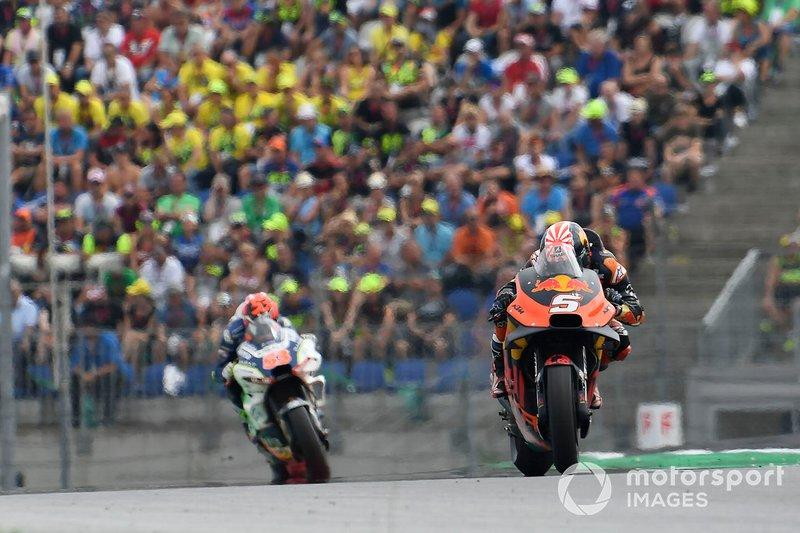 """Johann Zarco, Red Bull KTM Factory Racing<span class=""""copyright"""">Gold and Goose / Motorsport Images</span>"""