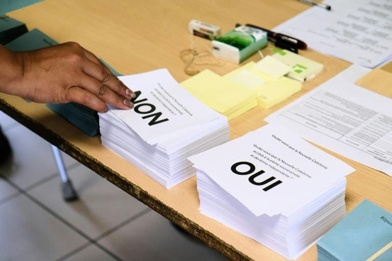 New Caledonia rejects independence from France