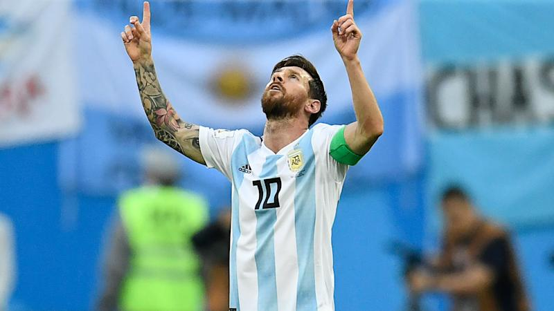 Messi Always 'confident' Argentina Would Seal Dramatic