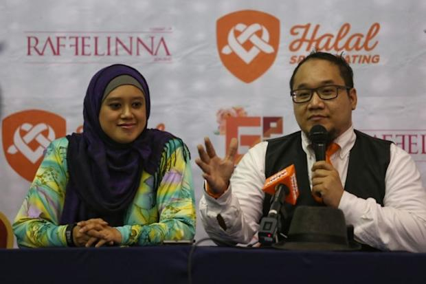 Halal speed dating event
