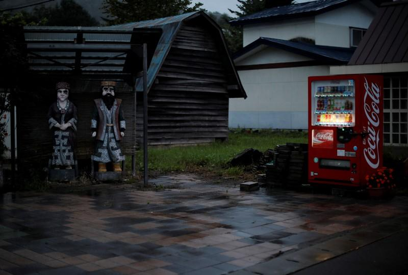 Aiming at Olympic boom, Japan builds 'Ethnic Harmony' tribute to indigenous Ainu