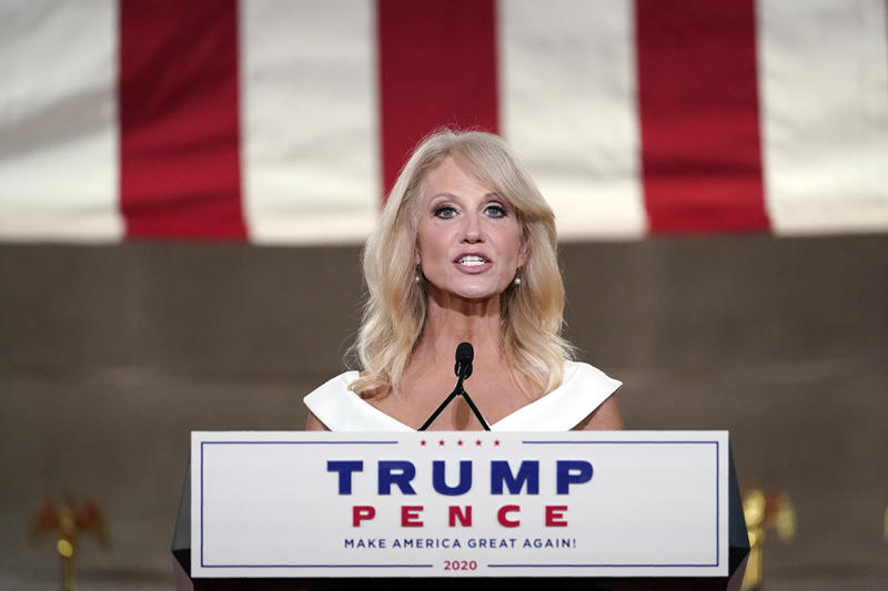 Kellyanne Conway offers parting words: Key moments from the GOP convention