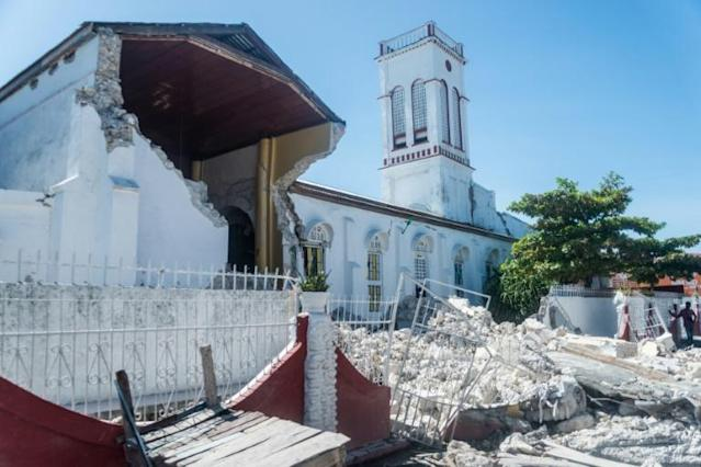 Thousands of buildings were damaged and thousands of people killed or injured in the devastating quake