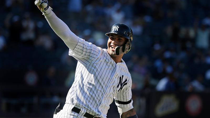 D'Arnaud homers in bottom of 9th as Rays beat Yankees