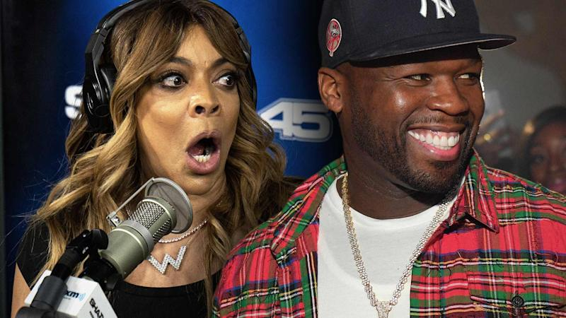 Cent Turns Away Wendy Williams at His Tycoon Pool Party