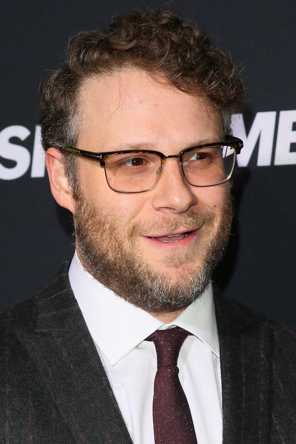 "<p>Rogen <a href=""http://www.eonline.com/photos/9003/high-school-dropouts/289936"" rel=""nofollow noopener"" target=""_blank"" data-ylk=""slk:dropped out"" class=""link rapid-noclick-resp"">dropped out</a> of high school and moved to Los Angeles to pursue comedy instead. He went on to star in <em>Superbad</em>, and is now one of Hollywood's favorite funny guys. </p>"