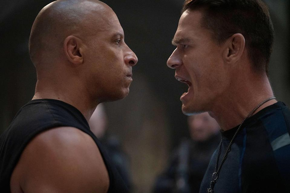 """<p>The latest installment of the Fast and Furious franchise has been pushed back three times now, though <a href=""""https://www.popsugar.com/celebrity/Dwayne-Johnson-Tyrese-Feud-Details-44113659"""" class=""""link rapid-noclick-resp"""" rel=""""nofollow noopener"""" target=""""_blank"""" data-ylk=""""slk:we can't blame cast drama"""">we can't blame cast drama</a> for this recent update. Although the film was meant to <a href=""""https://www.popsugar.com/entertainment/Fast-9-Release-Date-44116510"""" class=""""link rapid-noclick-resp"""" rel=""""nofollow noopener"""" target=""""_blank"""" data-ylk=""""slk:originally premiere"""">originally premiere</a> on April 19, 2019, multiple delays - including the coronavirus - have pushed the release date to June 25, 2021. Hopefully, this date will stick.</p>"""
