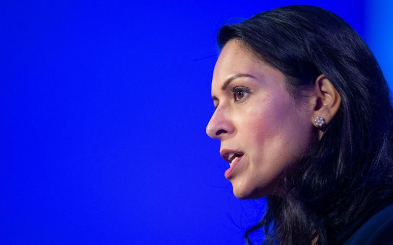 Secretary of State Priti Patel will suspend the use of the algorithm from Friday, August 7
