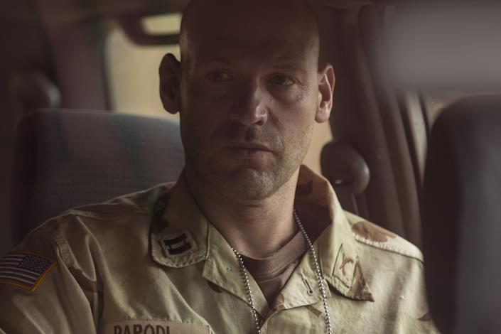 "Corey Stoll in ""Baghdad Central."" <span class=""copyright"">(Sife Elamine / Fremantle)</span>"