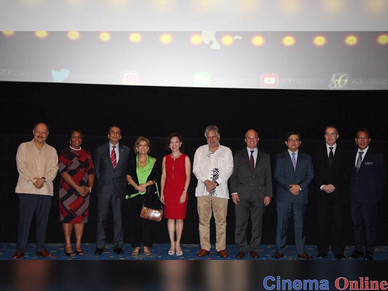The 17th edition of the Latin American Film Festival was launched yesterday evening at GSC Pavilion KL.