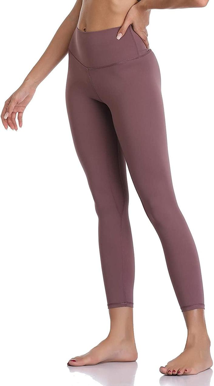 <p>These affordable <span>Colorfulkoala Brushed Buttery Soft High Waisted Leggings</span> ($29) really live up to their name.</p>