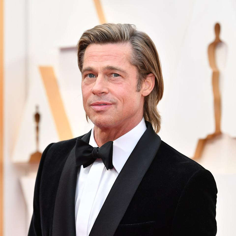 HOLLYWOOD, CALIFORNIA - FEBRUARY 09: Brad Pitt attends the 92nd Annual Academy Awards at Hollywood and Highland on February 09, 2020 in Hollywood, California. (Photo by Amy Sussman/Getty Images)