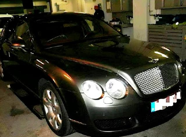 modified Bentley