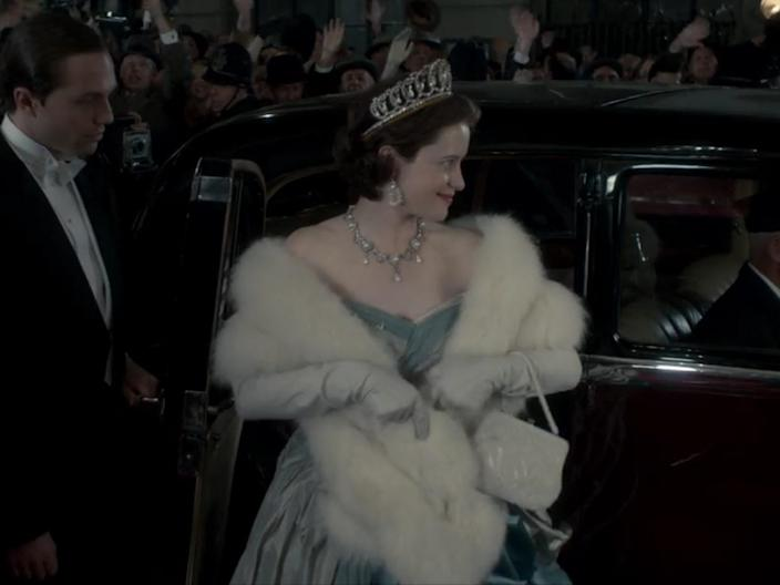 the crown outfits