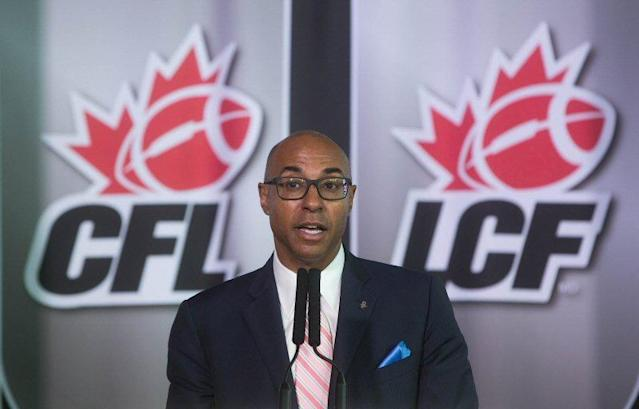 Jeffrey Orridge, CFL commissioner