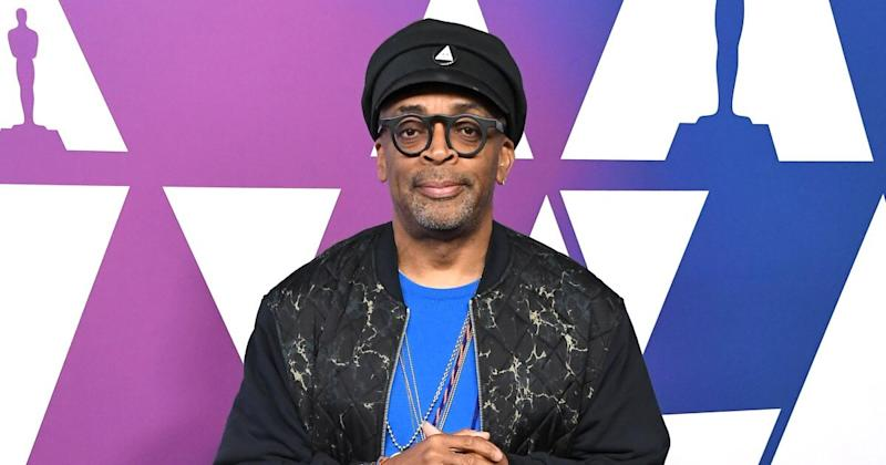Spike Lee makes history as first black president of Cannes jury