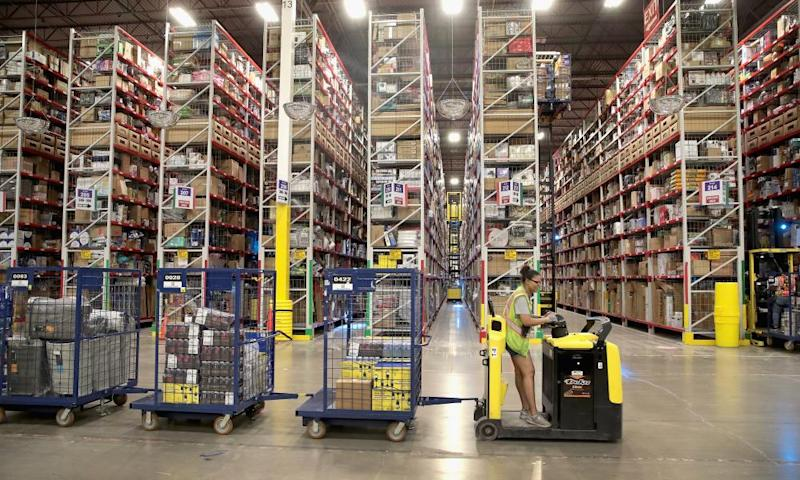 'While Amazon has been diligently working to shut down any prospect of its workers unionizing, investigative journalists and activists have uncovered widespread abuses of workers.'