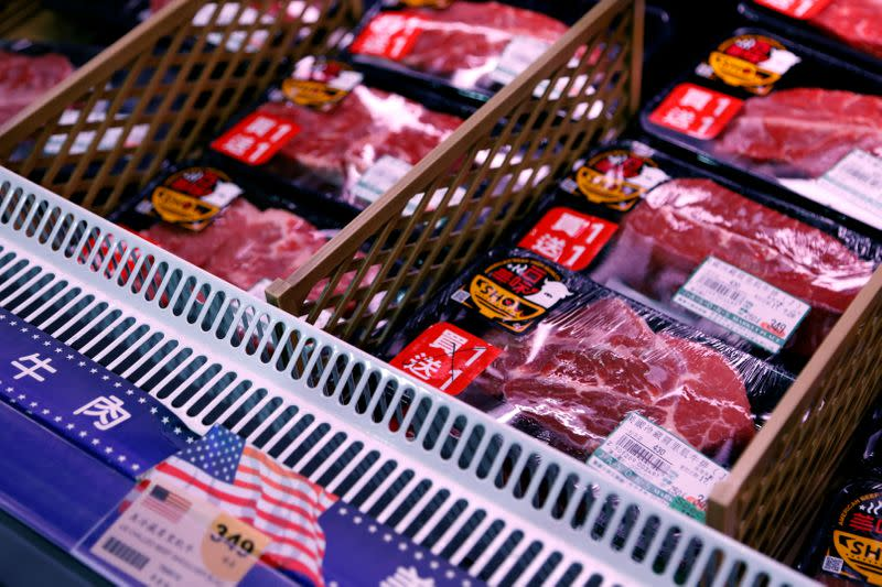 Taiwan paves way for U.S. trade deal by easing pork, beef imports