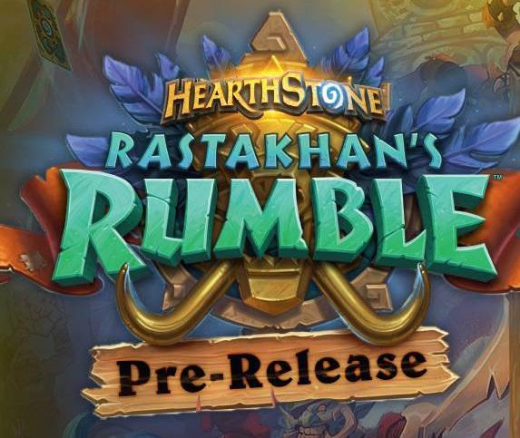 Rastakhan's Rumble pre-release party (Photo: Blizzard)