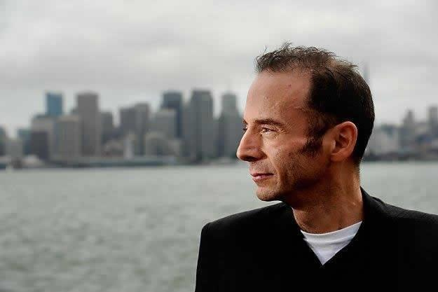 Timothy Ray Brown -- the only person to have been cured of AIDS. (File photo)