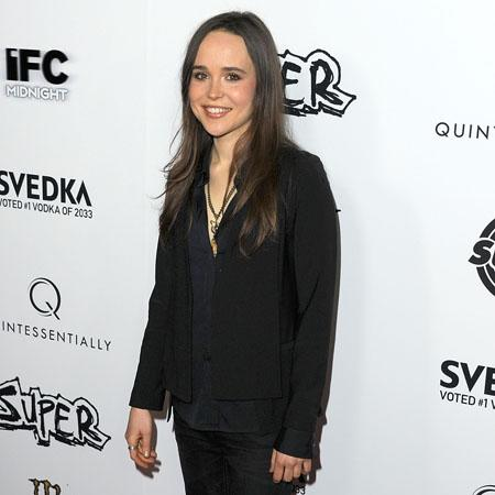 Ellen Page 'receives death threats'