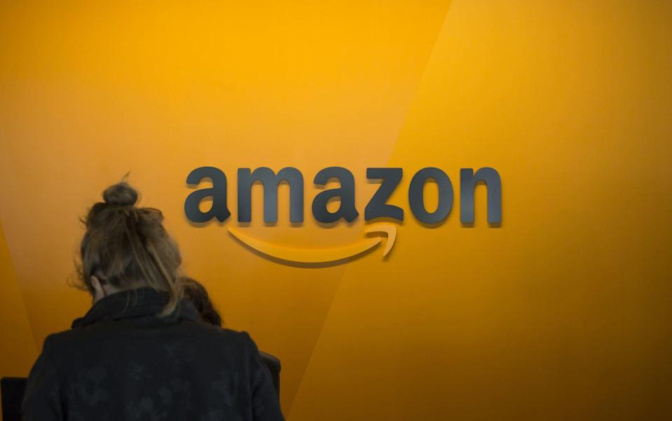 Amazon could use Whole Foods stores as delivery hubs - Getty Images North America