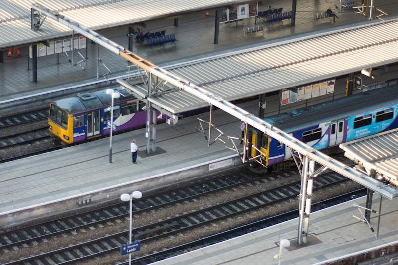 Network Rail is being investigated by the ORR for poor performance in northern England: Getty Images