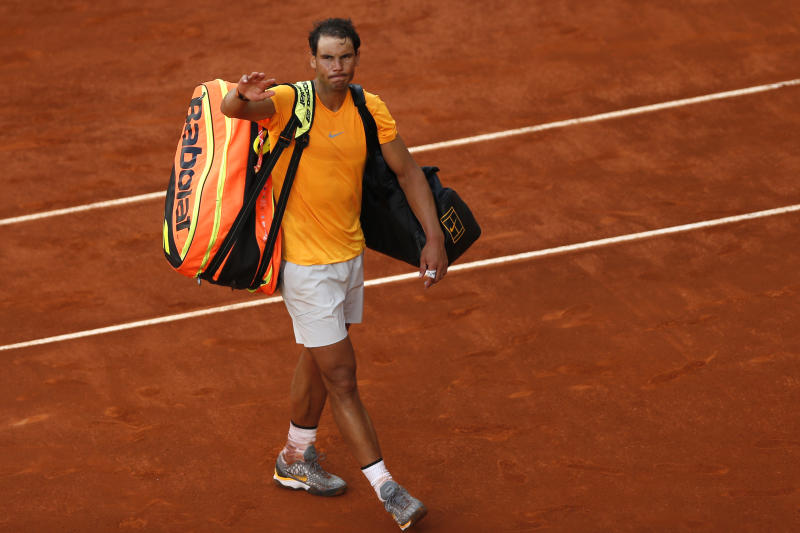 Nadal Loses To Thiem In Madrid First Loss On Clay In 1 Year