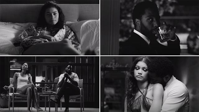 Malcolm & Marie Trailer: John David Washington and Zendaya's Love Goes Through Fire and Ice In This Black-n-White Netflix Flick (Watch Video)