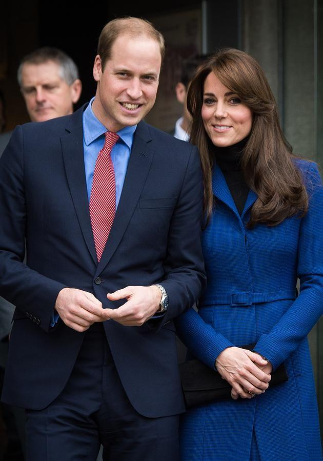 Prince William and Kate Middleton will visit Paris on an official engagement for the first time since Princess Diana passed away 20-years-ago. Photo: Getty