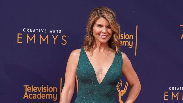 PHOTO: Lori Loughlin attends the 2018 Creative Arts Emmy Awards at Microsoft Theater, Sept. 8, 2018, in Los Angeles. (JC Olivera/WireImage via Getty Images)
