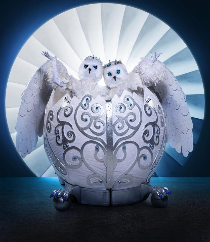 <p>For the first time ever, <em>The Masked Singer</em> will feature a two-person costume. According to a news release announcing the Snow Owls, the duo will appear in the season premiere and will compete (and be unmasked!) as one.</p>