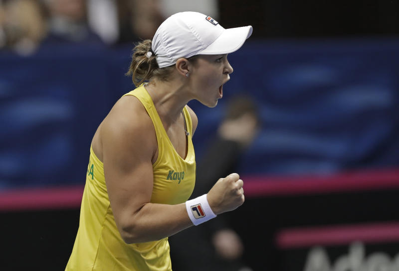 Holders Czech Republic exit Fed Cup in first round