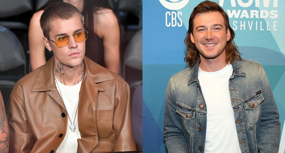 Justin Bieber walked back support for Morgan Wallen after hearing about the singer's leaked video.