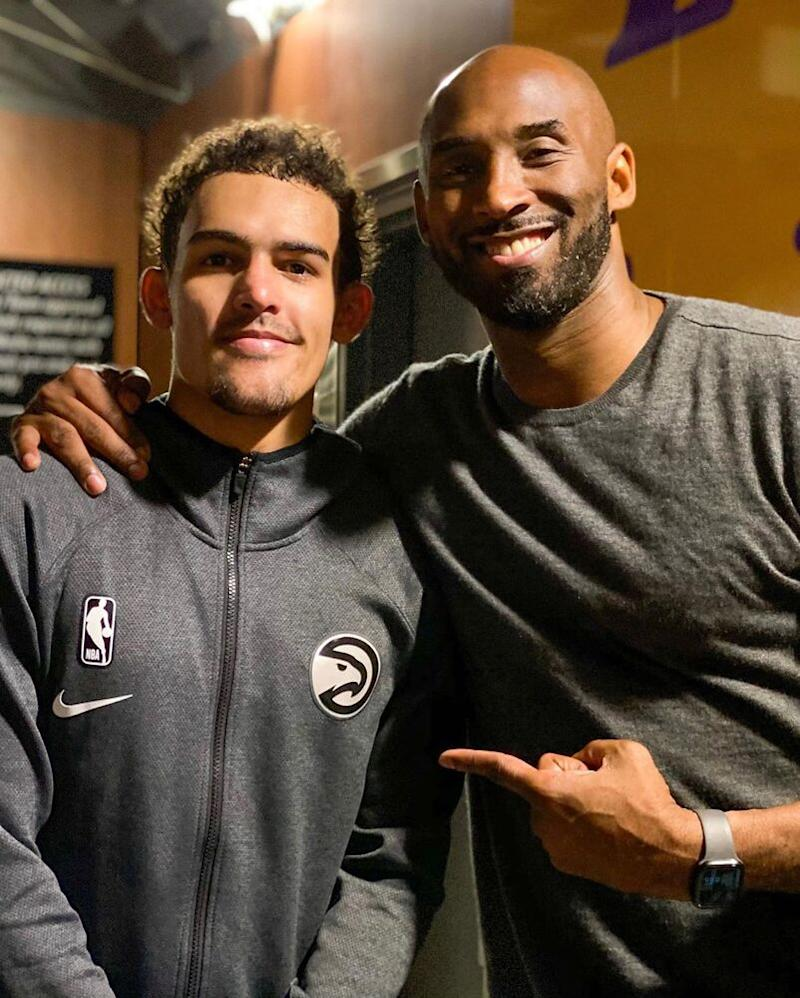 Trae Young/Instagram