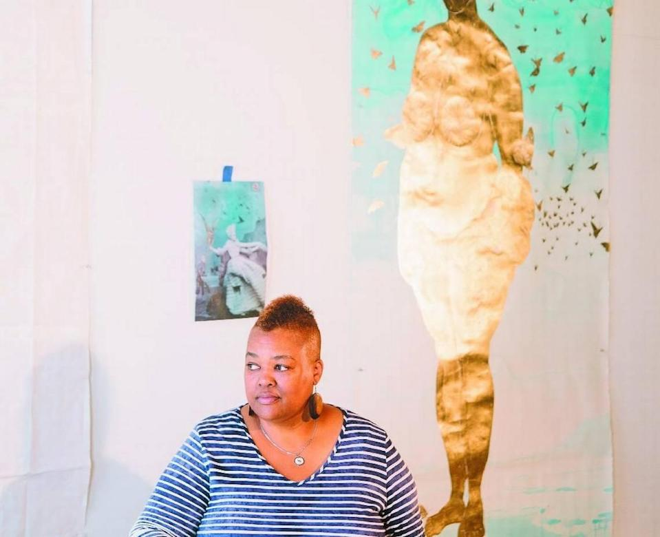 The Mint Museum's Silent Streets will showcase works created during the pandemic from N.C. artists such as Stacy Lynn Waddell.