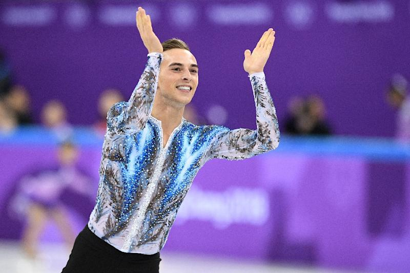 Adam Rippon And Mirai Nagasu's Matching Tattoos Are Our Ultimate BFF Goal