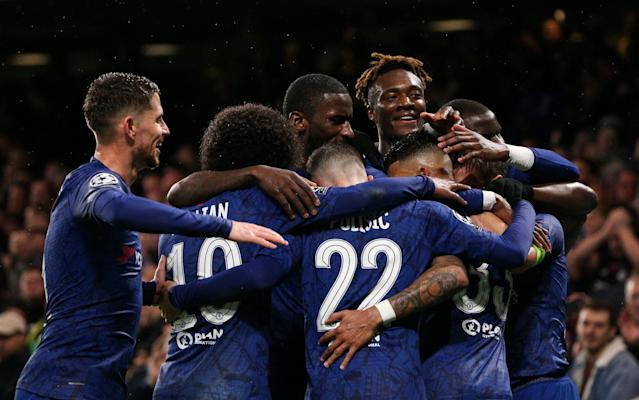 Chelsea held on for victory after a dominant first half performance - Getty Images Europe
