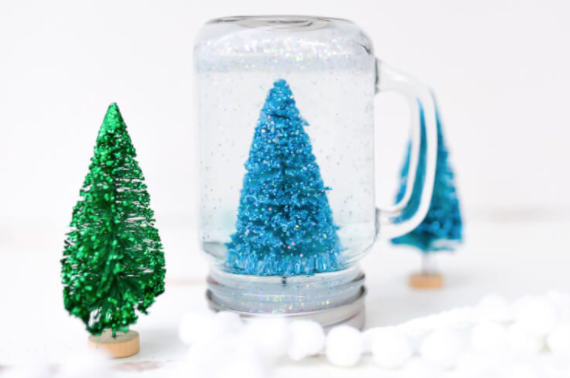 """<p>These cute snow globes start with a Mason jar and plenty of glitter for a glam DIY you'll want to display all over the house!</p><p><strong><strong>Get the tutorial at</strong> <a href=""""https://heyletsmakestuff.com/jar-snow-globe/"""" rel=""""nofollow noopener"""" target=""""_blank"""" data-ylk=""""slk:Hey, Let's Make Stuff!"""" class=""""link rapid-noclick-resp"""">Hey, Let's Make Stuff!</a></strong></p><p><a class=""""link rapid-noclick-resp"""" href=""""https://www.amazon.com/Elmers-E305-Washable-School-Bottle/dp/B019QUJCQM/ref=sr_1_4?dchild=1&keywords=clear+elmer%27s+glue&qid=1603371936&sr=8-4&tag=syn-yahoo-20&ascsubtag=%5Bartid%7C10050.g.2832%5Bsrc%7Cyahoo-us"""" rel=""""nofollow noopener"""" target=""""_blank"""" data-ylk=""""slk:SHOP CLEAR GLUE"""">SHOP CLEAR GLUE</a></p>"""
