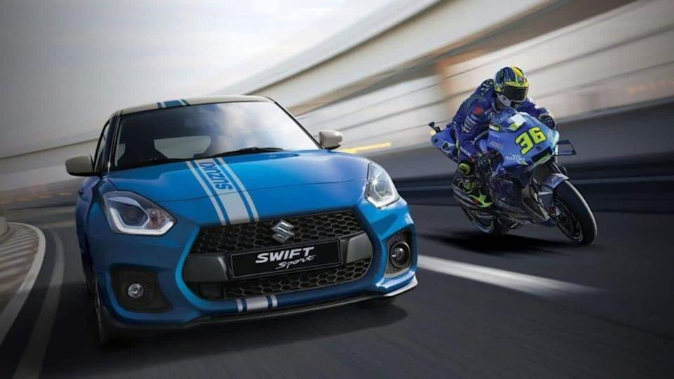 Suzuki Swift Sports World Champion Edition revealed: Details here