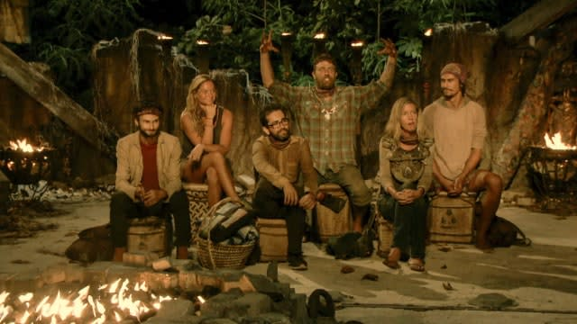 Ben Driebergen plays hidden Immunity Idol on Survivor: Heroes Vs. Healers Vs. Hustlers