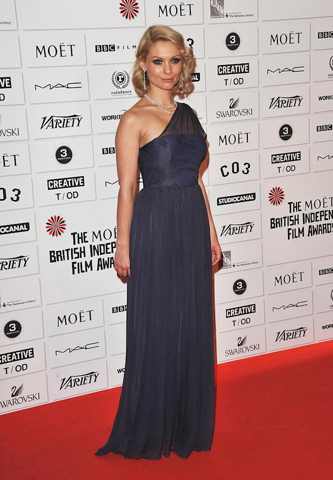 "<a href=""http://movies.yahoo.com/movie/contributor/1808715949"">MyAnna Buring</a> at the 2011 British Independent Film Awards on December 4, 2011 in London, England."