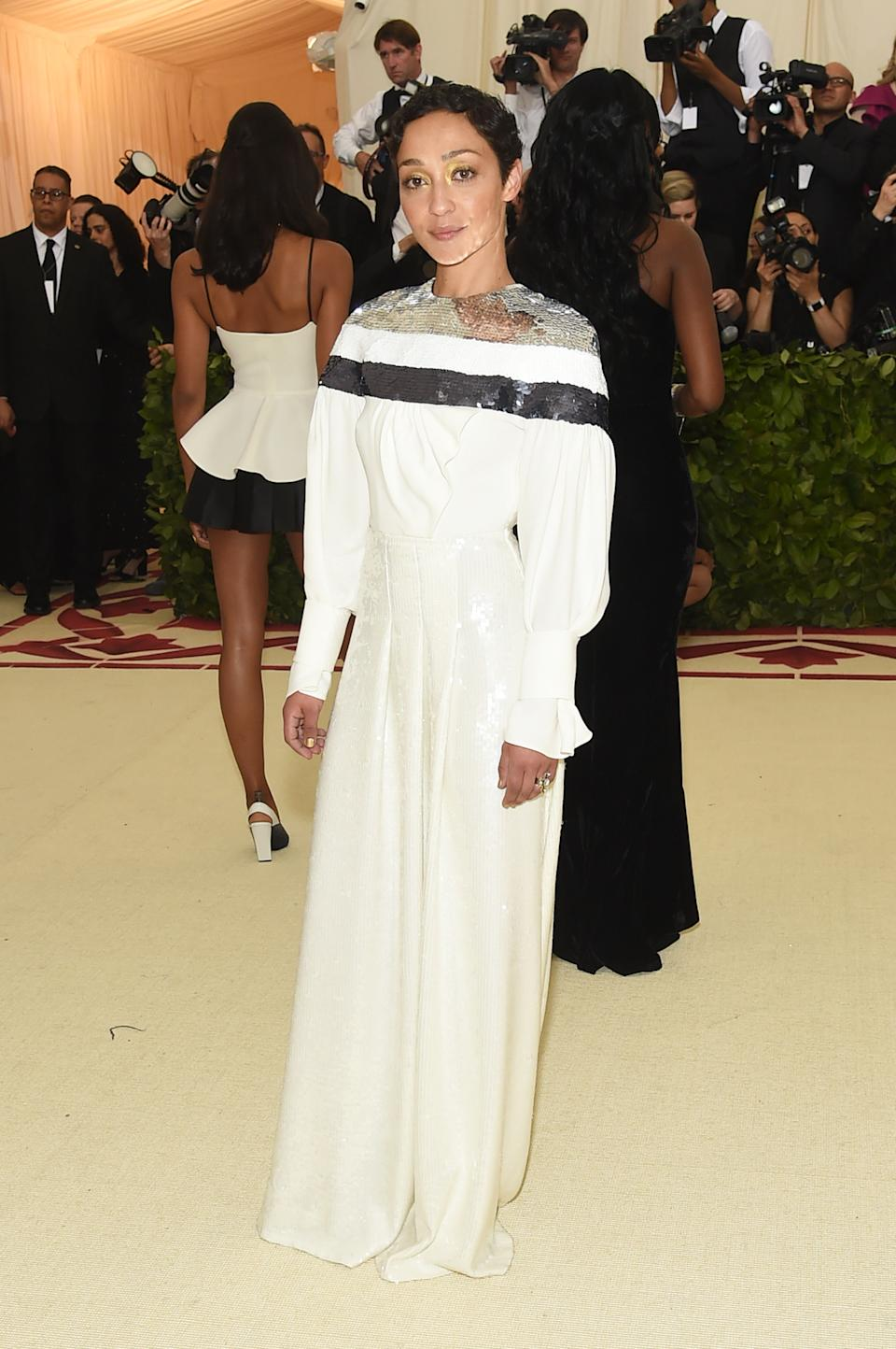 """<h1 class=""""title"""">Ruth Negga in Louis Vuitton</h1><cite class=""""credit"""">Photo: Getty Images</cite>"""