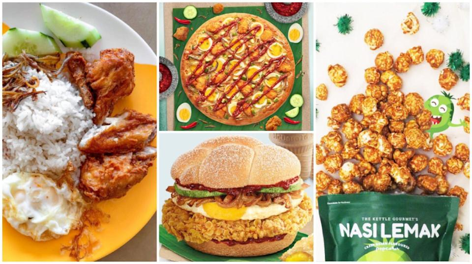 Is it us, or is the nasi lemak flavour craze getting out of hand?