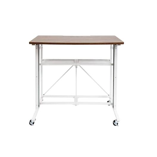 Sit-Stand Adjustable Fold-Away Desk & Workstation by Artist's Loft