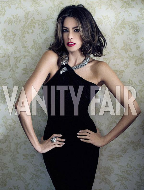 Sofia Vergara's Sexiest Shoot Ever For 'Vanity Fair' Spain