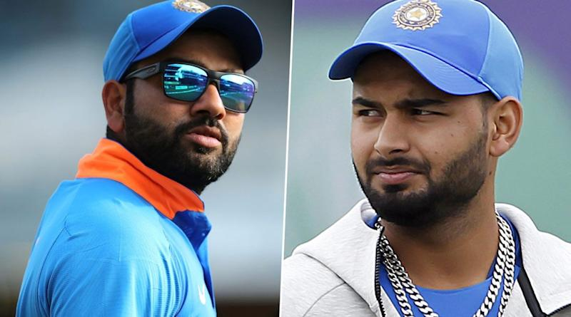 Rohit Sharma Slams Media While Defending Rishabh Pant, Says 'Media Should Think Before Writing Something'