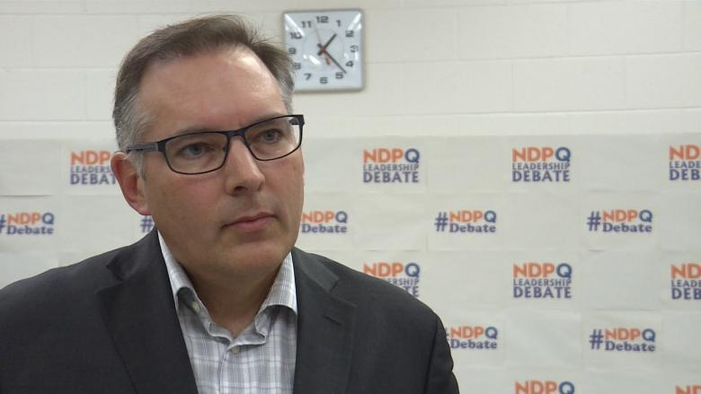 Provincial NDP looks to make Quebec comeback as leadership race draws to a close