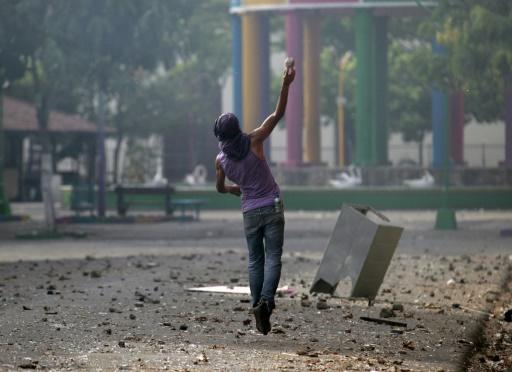 Clashes between protesters and police have erupted in the Nicaraguan city of Masaya, a hotbed of resistance to President Daniel Ortega